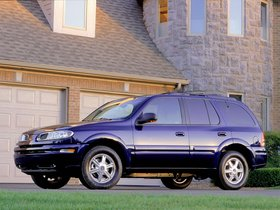 Ver foto 8 de Oldsmobile Bravada 2001