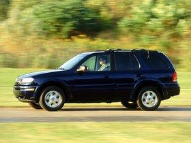 Ver foto 7 de Oldsmobile Bravada 2001
