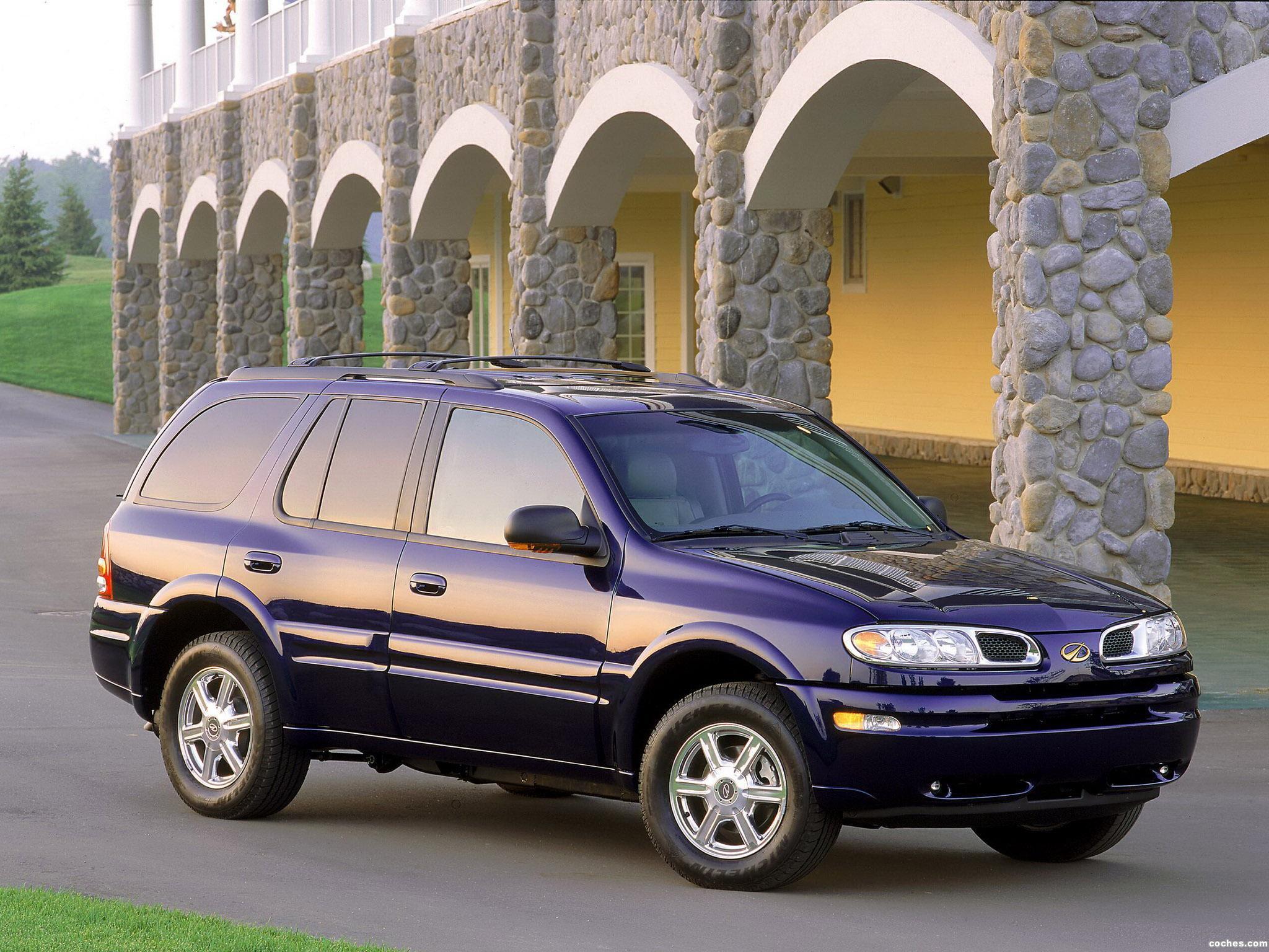 Foto 0 de Oldsmobile Bravada 2001
