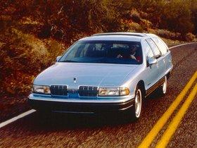 Fotos de Oldsmobile Custom Cruiser 1991