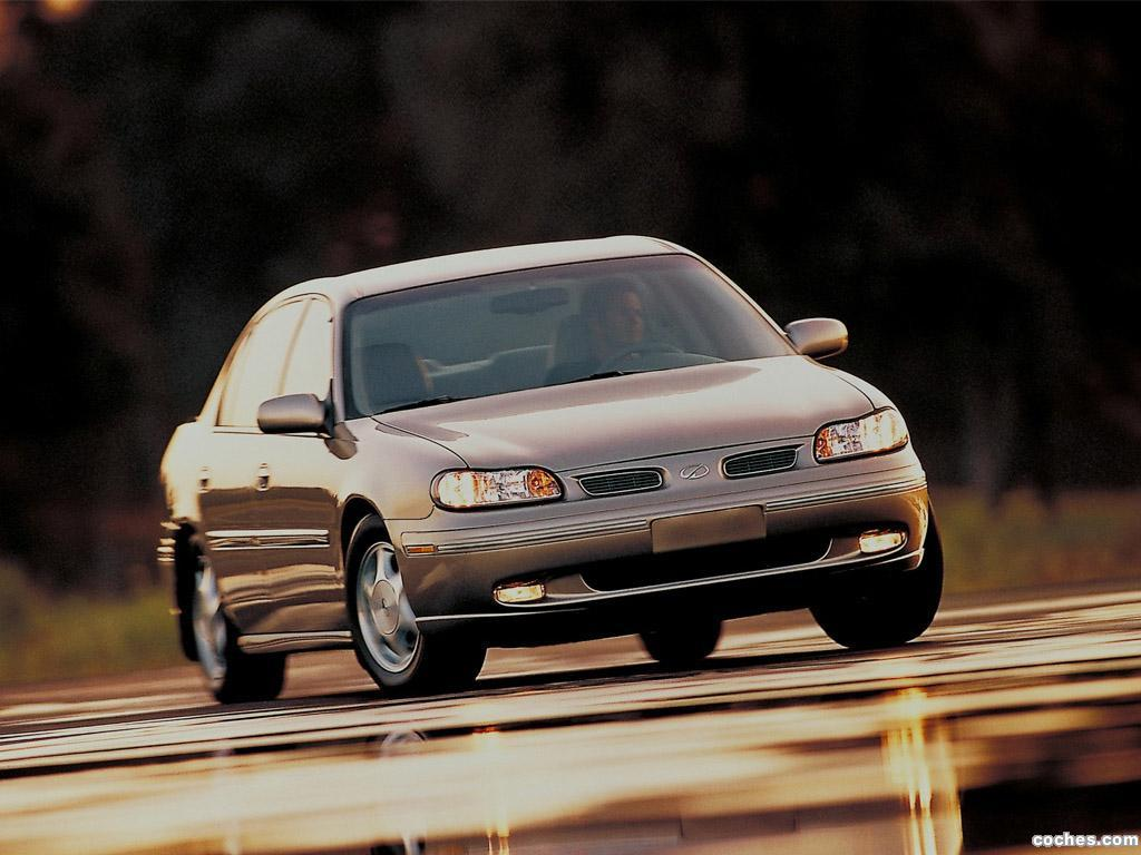Foto 0 de Oldsmobile Cutlass 1997