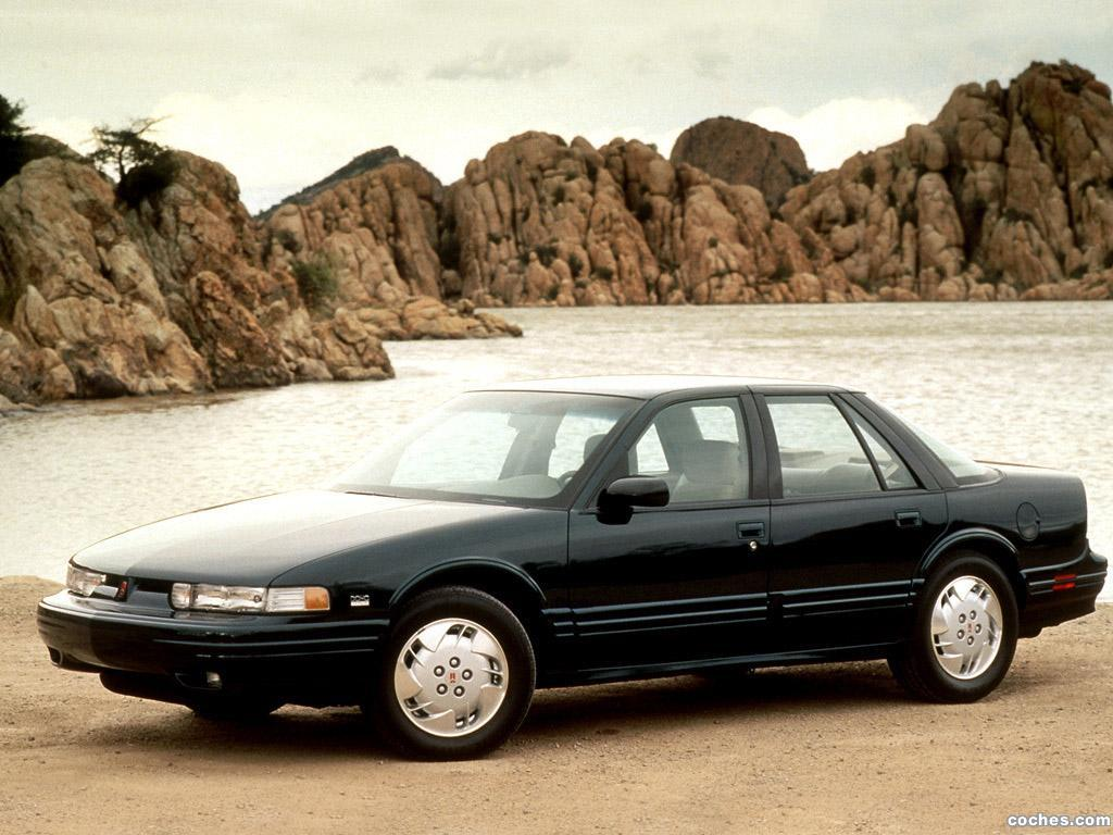 Foto 0 de Oldsmobile Cutlass Supreme 1992