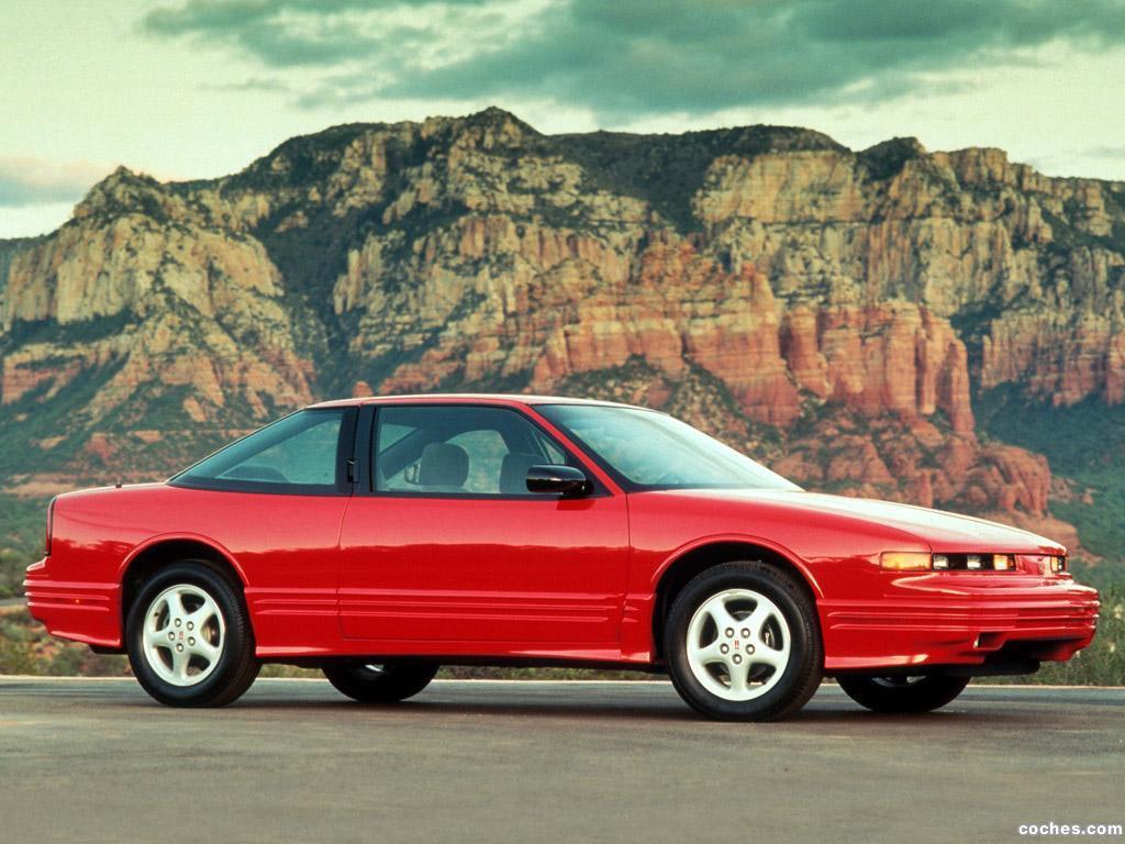 fotos de oldsmobile cutlass supreme coupe 1992