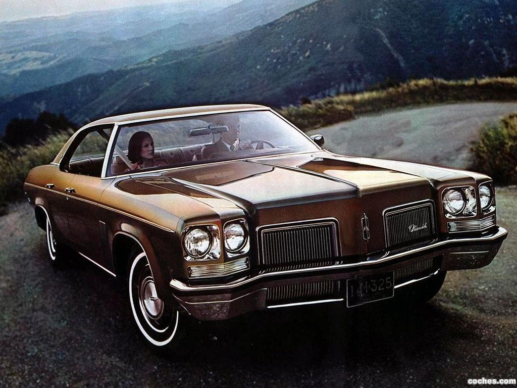 Foto 0 de Oldsmobile Delta 88 Royale 1972