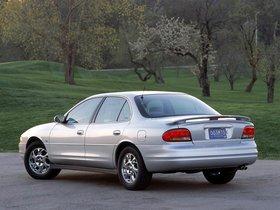 Ver foto 5 de Oldsmobile Intrigue 1998