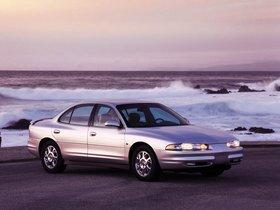 Ver foto 3 de Oldsmobile Intrigue 1998