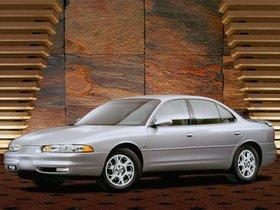 Ver foto 2 de Oldsmobile Intrigue 1998
