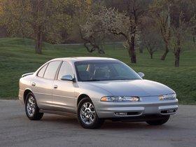 Ver foto 1 de Oldsmobile Intrigue 1998