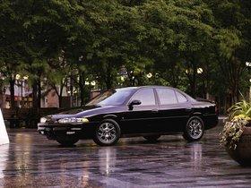 Ver foto 11 de Oldsmobile Intrigue 1998