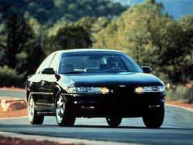 Ver foto 8 de Oldsmobile Intrigue 1998