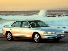 Ver foto 6 de Oldsmobile Intrigue 1998