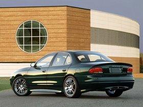 Ver foto 2 de Oldsmobile Intrigue OSV Concept 2000