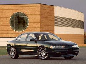Fotos de Oldsmobile Intrigue OSV Concept 2000