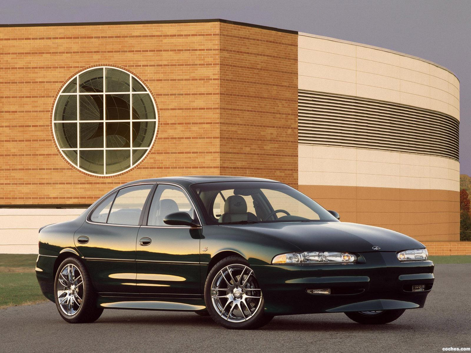 Foto 0 de Oldsmobile Intrigue OSV Concept 2000
