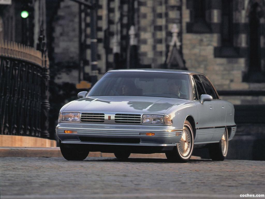 Foto 0 de Oldsmobile Ninety Eight 98 1991