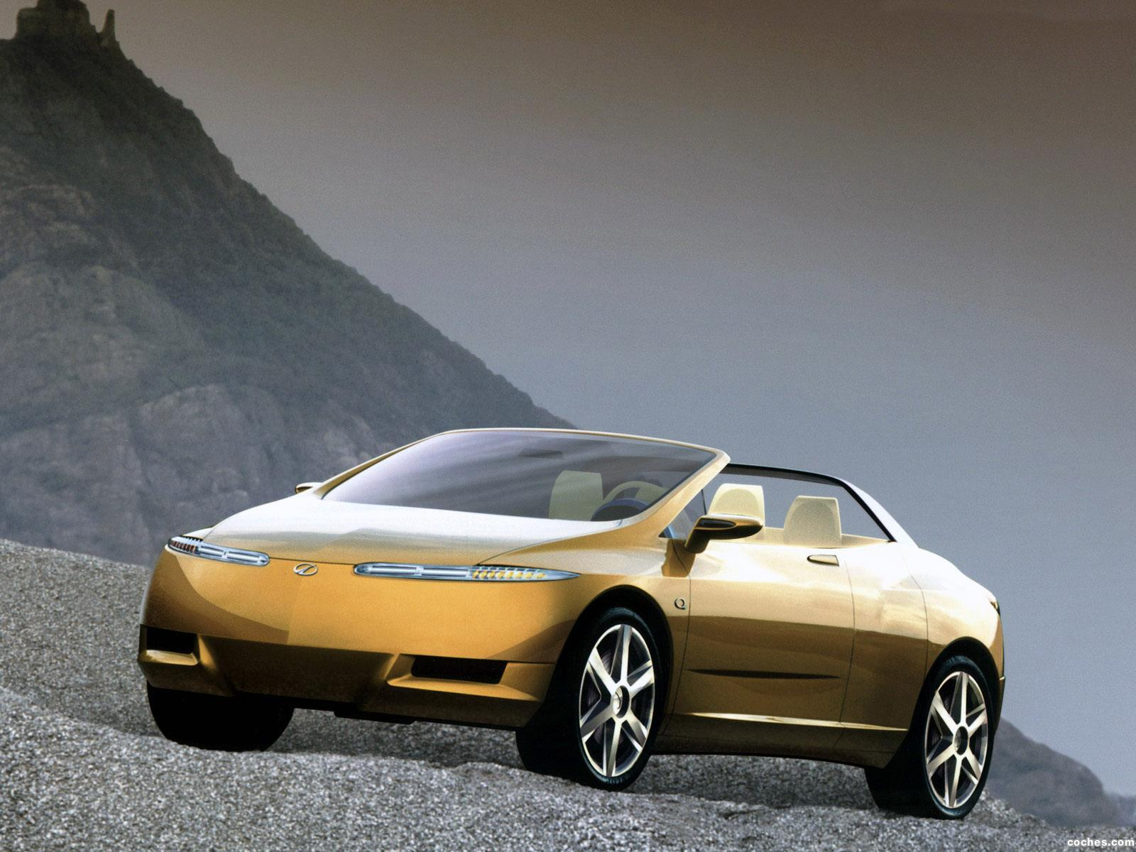 Foto 0 de Oldsmobile O4 Concept 2001