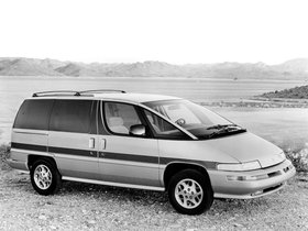 Ver foto 2 de Oldsmobile Silhouette 1989