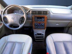 Ver foto 10 de Oldsmobile Silhouette 1997