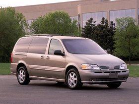 Ver foto 9 de Oldsmobile Silhouette 1997