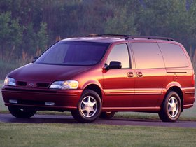 Ver foto 7 de Oldsmobile Silhouette 1997