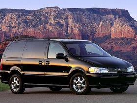 Ver foto 5 de Oldsmobile Silhouette 1997