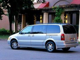 Ver foto 3 de Oldsmobile Silhouette 1997