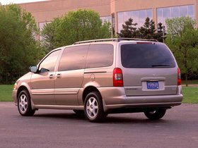 Ver foto 2 de Oldsmobile Silhouette 1997
