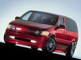 Ver foto 4 de Oldsmobile Silhouette OSV Concept 2000