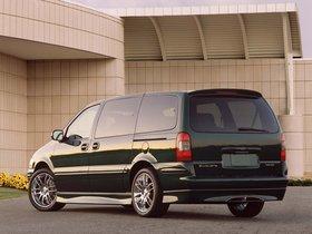 Ver foto 2 de Oldsmobile Silhouette OSV Concept 2000
