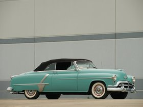Ver foto 1 de Oldsmobile Super 88 Convertible 1952
