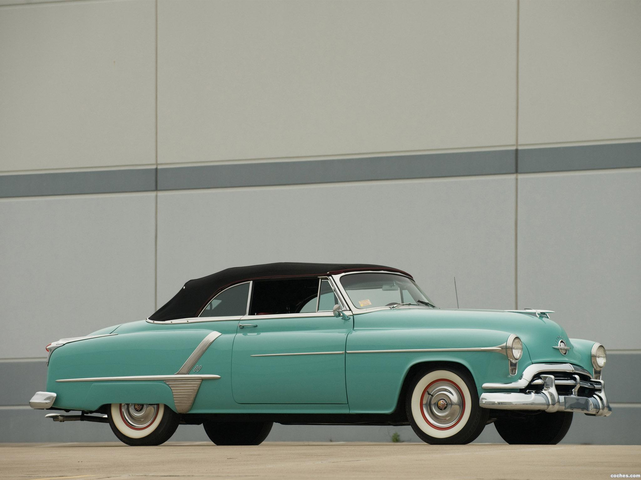 Foto 0 de Oldsmobile Super 88 Convertible 1952