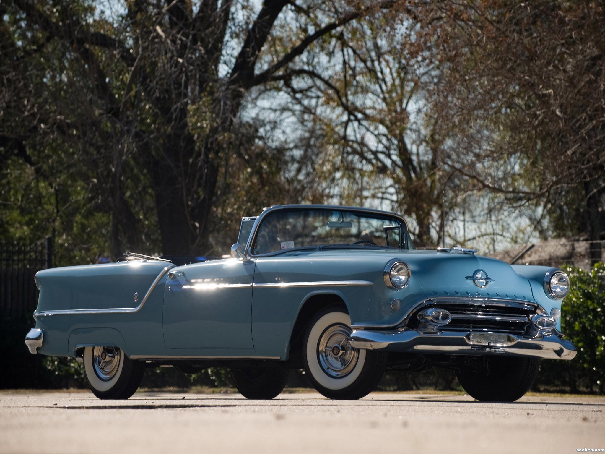 Foto 0 de Oldsmobile Super 88 Convertible 1954