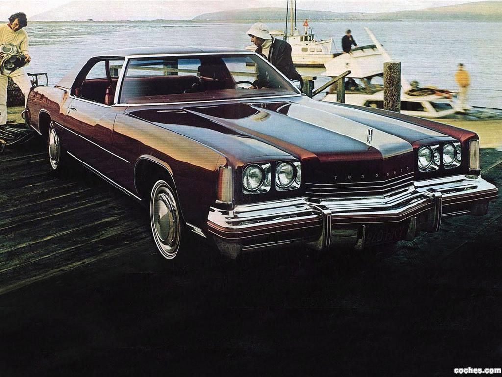 Foto 0 de Oldsmobile Toronado 1972