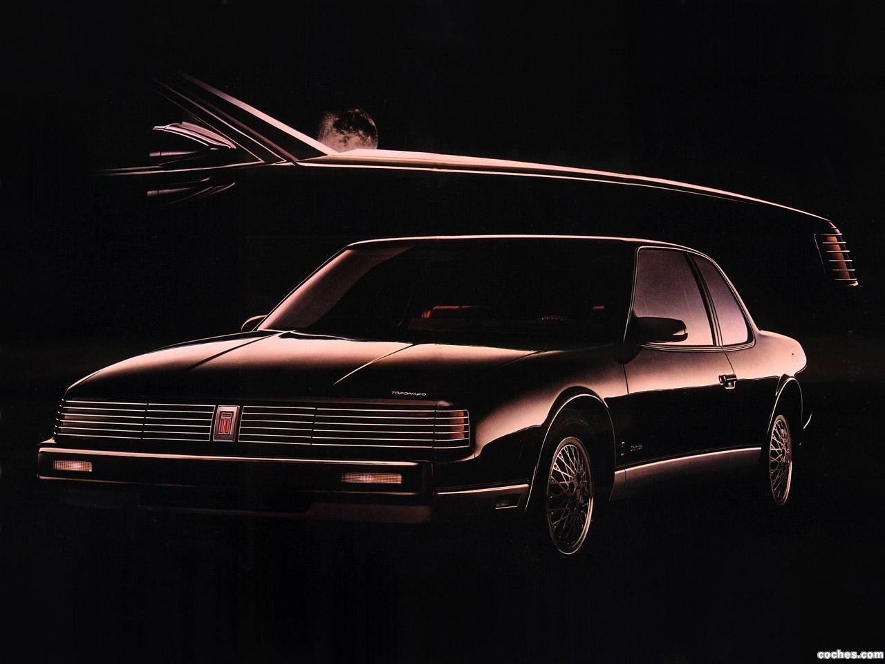 Foto 0 de Oldsmobile Toronado 1986