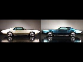 Ver foto 37 de Oldsmobile Toronado Half And Half by Precision Restorations 1967