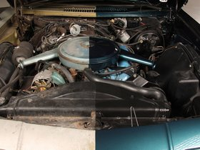 Ver foto 16 de Oldsmobile Toronado Half And Half by Precision Restorations 1967