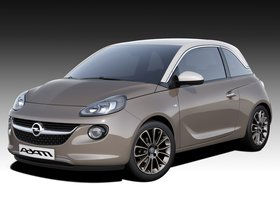 Ver foto 9 de Opel Adam 2013