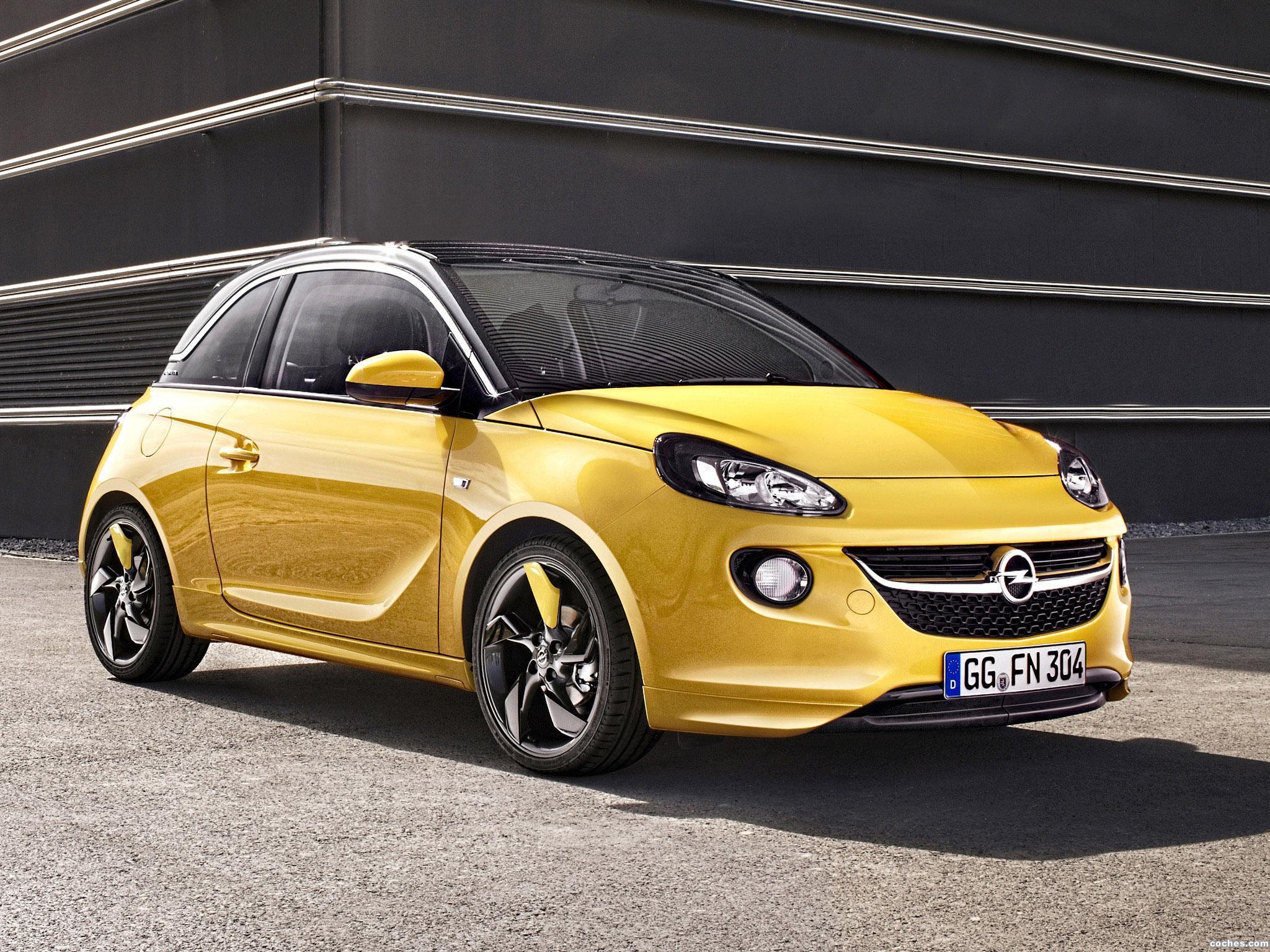 Foto 0 de Opel Adam 2013