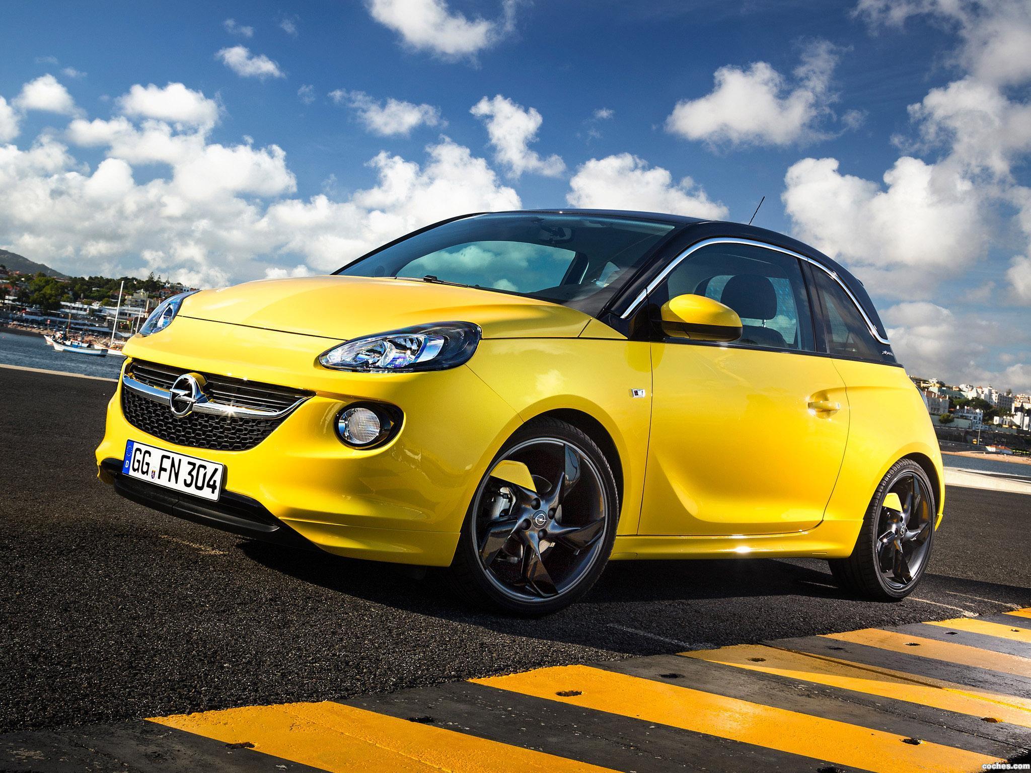 Foto 0 de Opel Adam OPC Line Pack 2013
