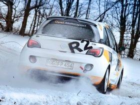 Ver foto 16 de Opel Adam R2 Rally Cup 2013