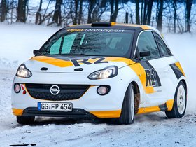 Ver foto 15 de Opel Adam R2 Rally Cup 2013