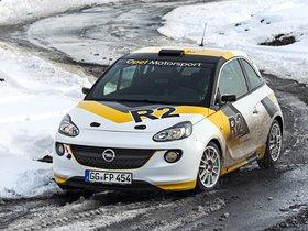 Ver foto 22 de Opel Adam R2 Rally Cup 2013