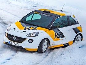 Ver foto 18 de Opel Adam R2 Rally Cup 2013