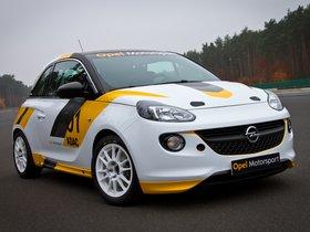 Ver foto 1 de Opel Adam R2 Rally Cup 2013