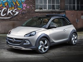 Ver foto 2 de Opel Adam Rocks Concept 2013