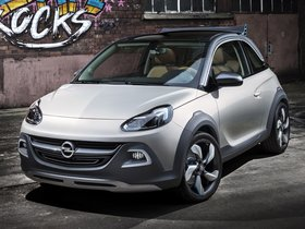 Ver foto 1 de Opel Adam Rocks Concept 2013
