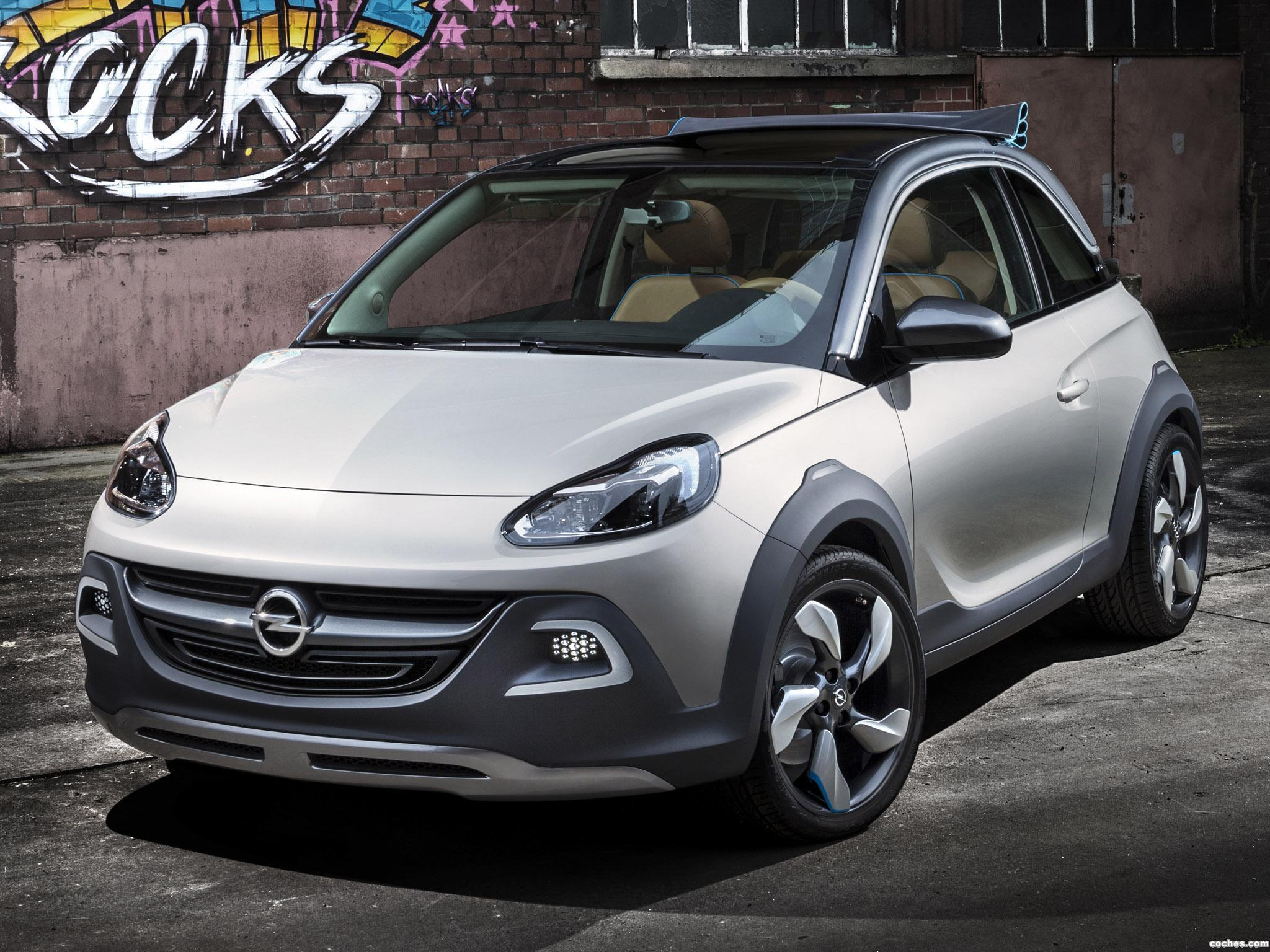 Foto 0 de Opel Adam Rocks Concept 2013