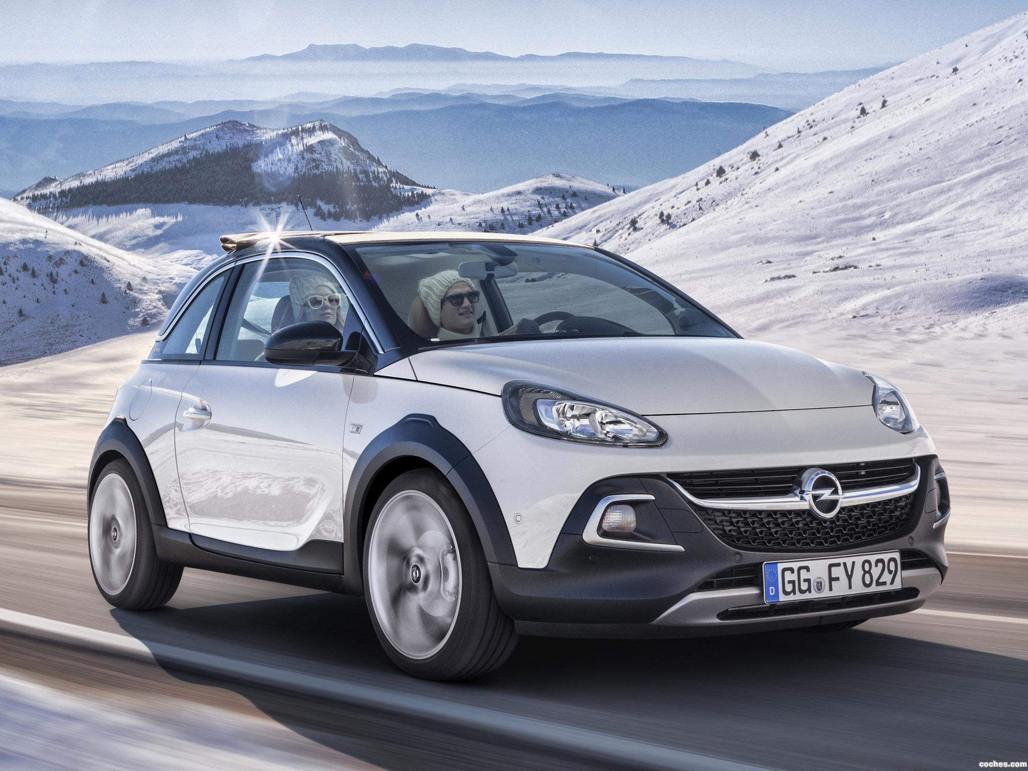 Foto 0 de Opel Adam Rocks 2014