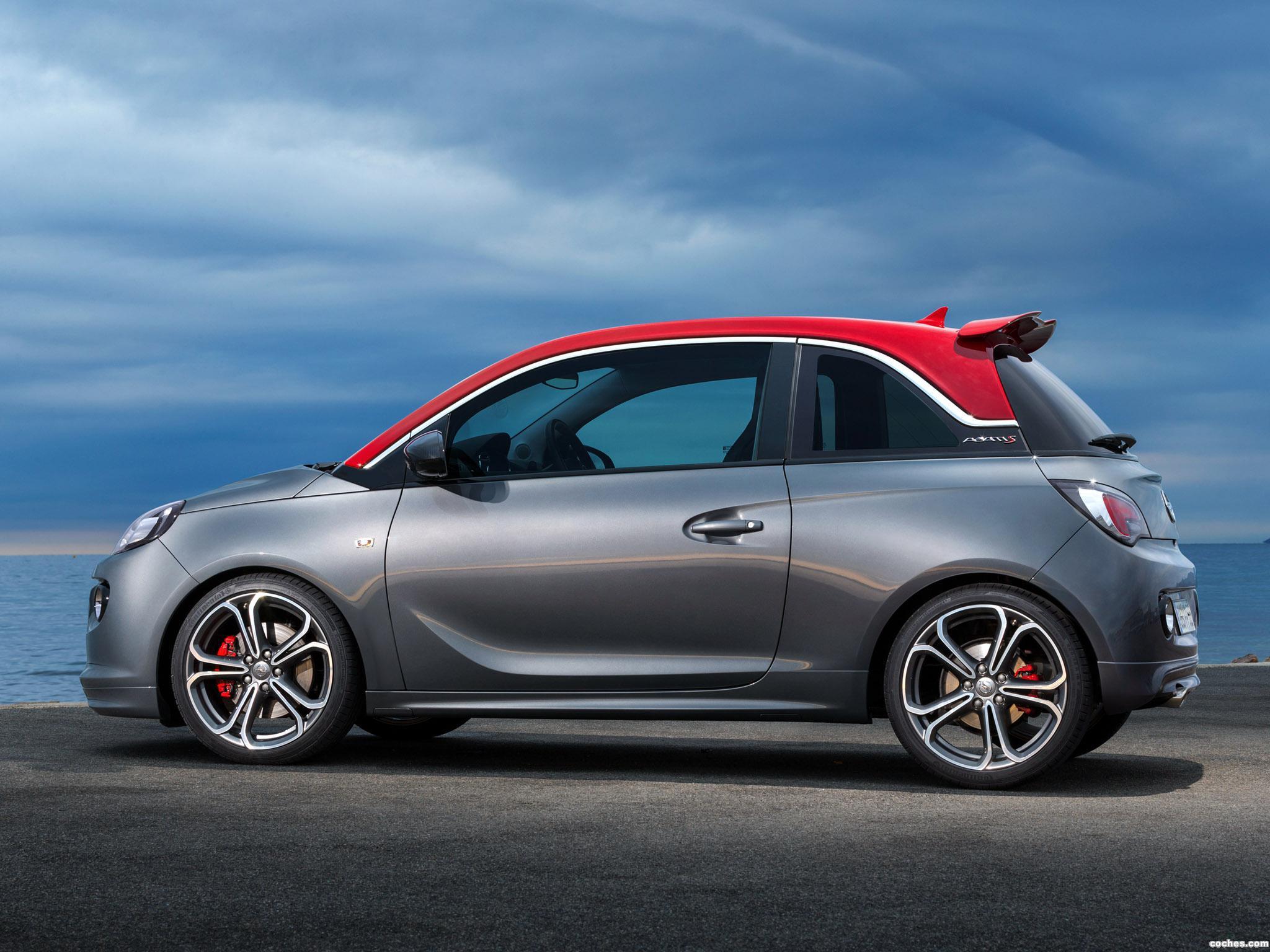 Foto 1 de Opel Adam S 2015