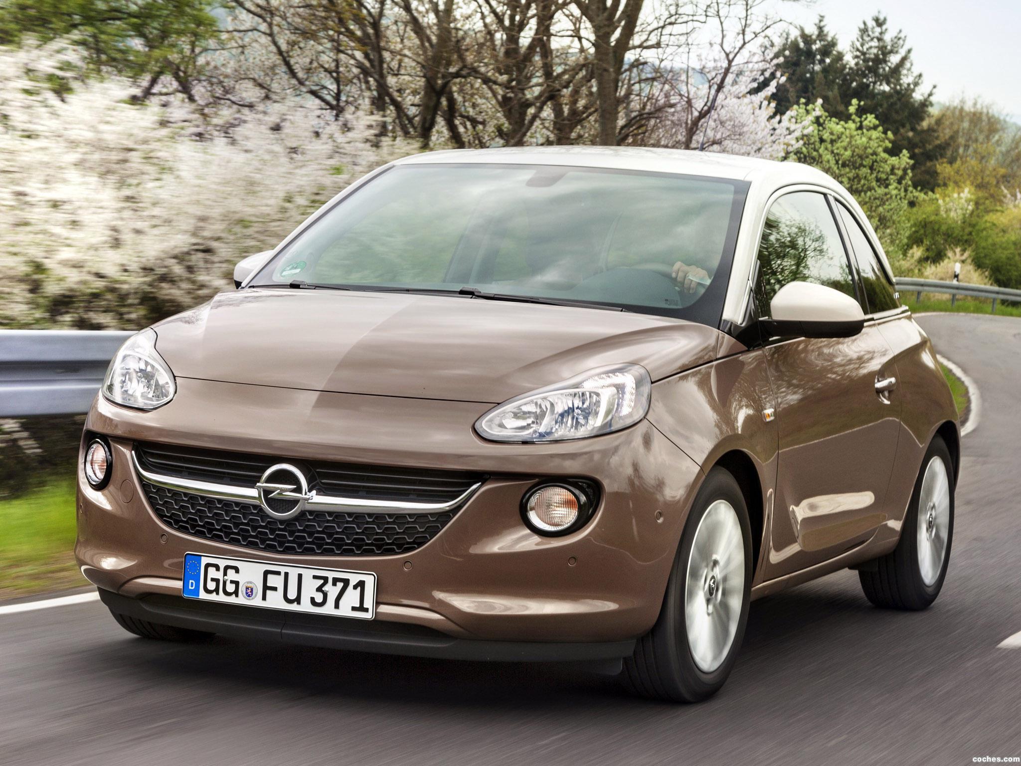 Foto 0 de Opel Adam Tchibo Edition 2014